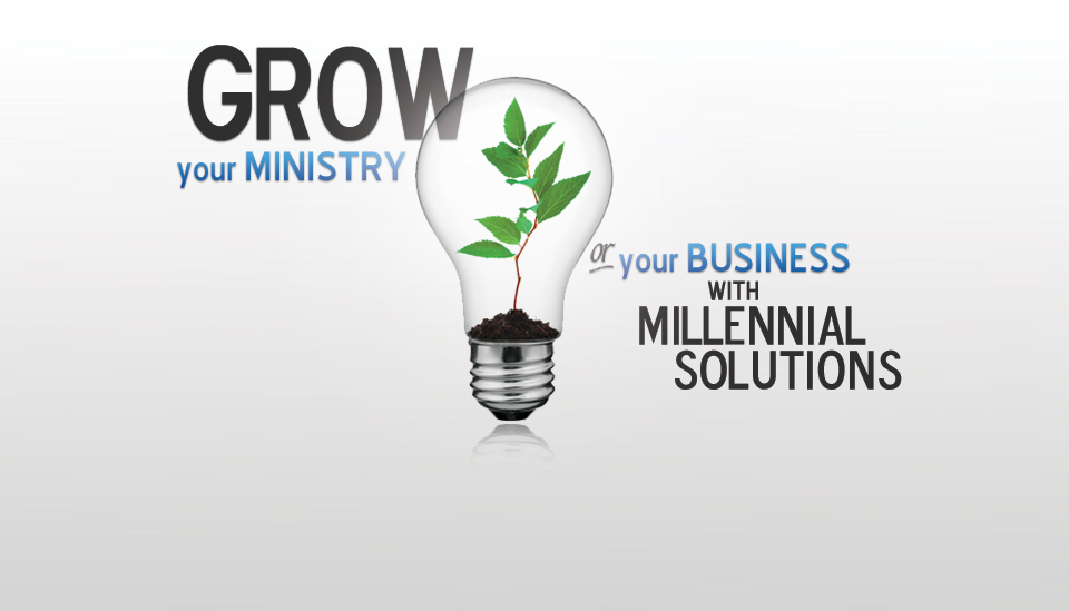 Websites that grow your ministry or your business